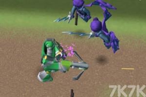 《挥刀的骑士》游戏画面2
