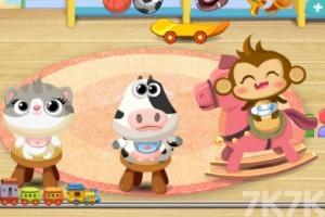 《熊猫老练园》游戏画面2