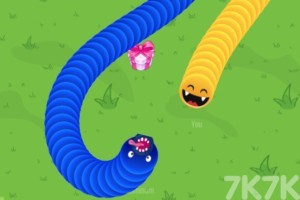 《饕餮蛇进级战》游戏画面1