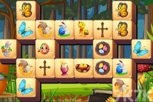 《花圃消消乐》游戏画面1