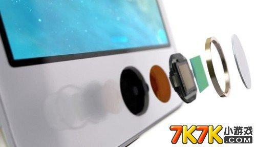 苹果6采取指纹识别系统