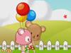 小妹射气球  2