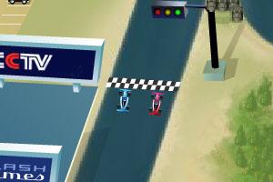 F1方程式赛车双人版