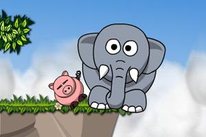 叫醒打鼾的大象