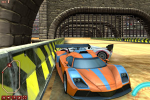 3D超级跑车