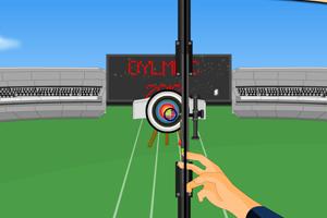 伦敦奥运射箭赛