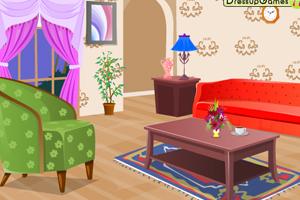 我家的客厅