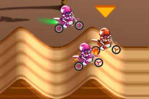 越野摩托競速賽