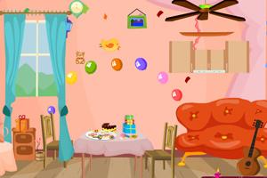 布置生日房间