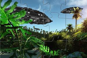 UFO智力拼图