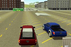 3D越野车驾驶