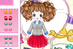 樱桃公主的新衣
