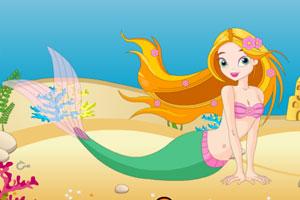 美人鱼水下逃脱