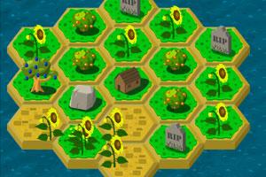 建造小岛城镇