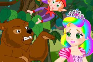朱丽叶公主丛林探险