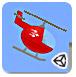 小飞机海边运输