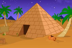 金字塔旅游逃生