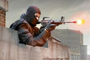 城市警匪枪战