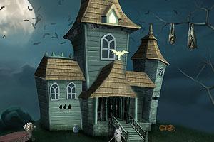 逃离废弃的城堡