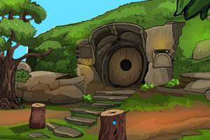 部落森林洞穴逃脱