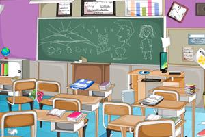 教室大扫除