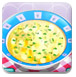 鸡蓉蔬菜汤