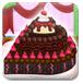 心形巧克力蛋糕