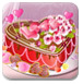 情人节心型蛋糕