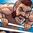 职业摔跤手