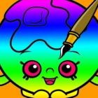 儿童涂色书