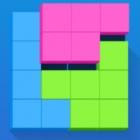 彩色方块拼图