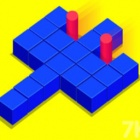 黏住方块2