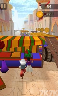 《阿拉伯跑酷》游戏画面3
