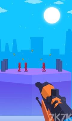 《狙击小红人》游戏画面4