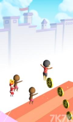 《跳跃吧橡胶人》游戏画面3