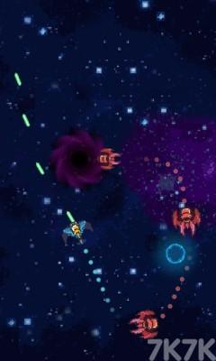 《戰機宇宙探險》游戲畫面1