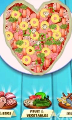 《制作香腸披薩》游戲畫面5