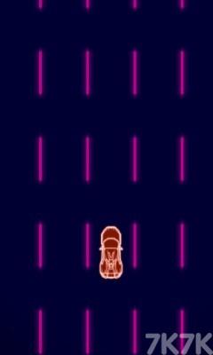 《憤怒的霓虹車》游戲畫面1