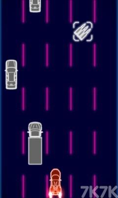 《憤怒的霓虹車》游戲畫面3