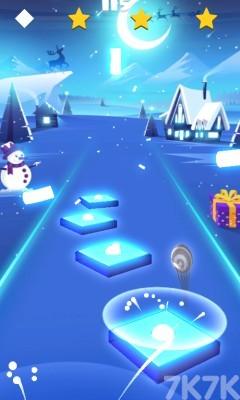 《音乐跳跳球》游戏画面2