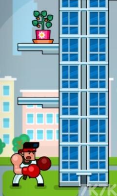 《塔楼拳击王》游戏画面4