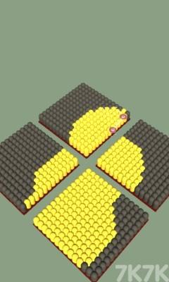 《染色球球》游戏画面2