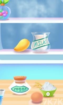 《创意水果蛋糕》游戏画面2