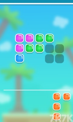 《方块爆破》游戏画面4