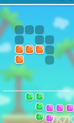 《方块爆破》游戏画面3
