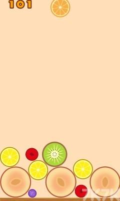 《合成大西瓜》游戏画面3