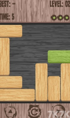 《方块华容道》游戏画面2