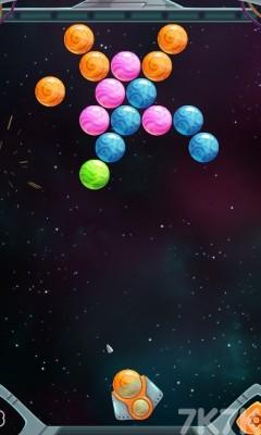 《彩球泡泡龙》游戏画面3