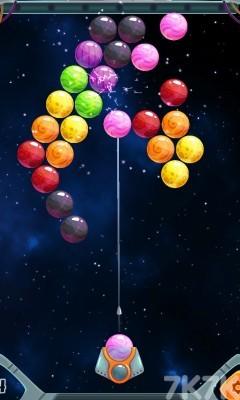 《彩球泡泡龙》游戏画面4