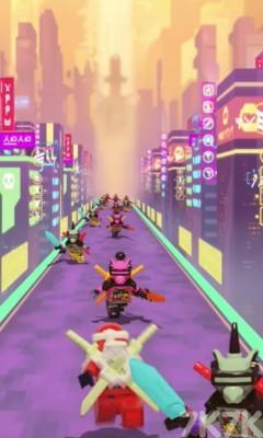 《乐高忍者训练营》游戏画面2